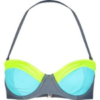 GOSSIP Get On Board Bikini Top