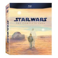 Star Wars: The Complete Saga (Episodes I-VI) [Blu-ray]: Mark Hamill, Hayden Christensen, Harrison Ford, George Lucas: Movies & TV