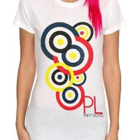 Pretty Lights Circles Girls T-Shirt