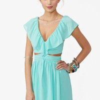 Lost Without You Dress - Mint in  Clothes at Nasty Gal