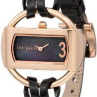 Ted Baker Women's TE2073 Find the Time Custom Analog 3 O'clock Watch