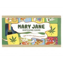 Mary Jane Matching Game