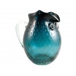 Glass Owl Pitcher