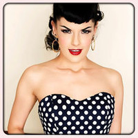 Polka Dots | Polka Dot Clothing, Polka Dot Dresses, Polka Dotted Bathing Suits, Polka Dotted Lingerie, Purses, Belts  & More