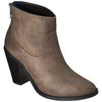 Women's Mossimo® Kodi Ankle Boot - Taupe