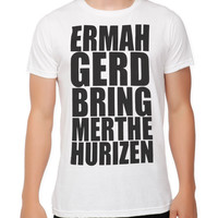 Bring Me The Horizon Ermahgerd Slim-Fit T-Shirt | Hot Topic
