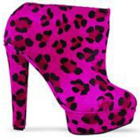 Senso Wilma in Pink Cheetah