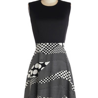 Groovy Mood Dress | Mod Retro Vintage Dresses | ModCloth.com