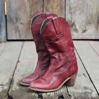 Vintage Autumn Dex Boots