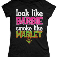 Juniors: Kottonmouth Kings - Smoke Like Marley T-Shirt at AllPosters.com