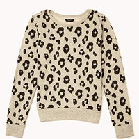 Jungle Leopard Sweatshirt (Kids)