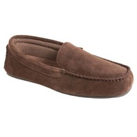 L.B. Evans Darren Men's Slippers at Brookstone—Buy Now!