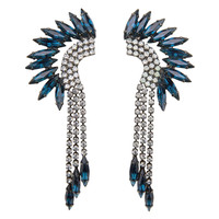 Mohawk Earrings