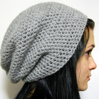 Slouchy Beanie by speedbumpkids on Etsy