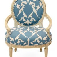 One Kings Lane - Trove Decor - Victorian Chair
