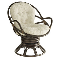 Swivel Rocker Frame - Brown