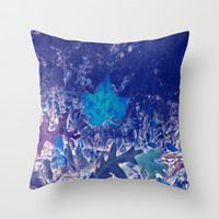 Fantasy Throw Pillow by Kelli Schneider