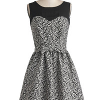 Rosette the Date Dress | Mod Retro Vintage Dresses | ModCloth.com