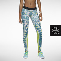 The Nike Pro Nomadic Night Women's Tights.