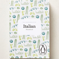 Italian Phrasebook by Anthropologie Multi One Size Gifts
