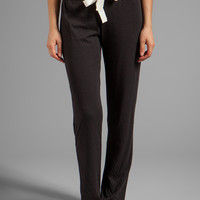 zinke Elsi Lounge Pant in Black