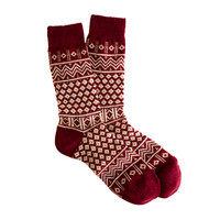 Anonymous Ism zigzag socks - in good company socks - Men's accessories - J.Crew