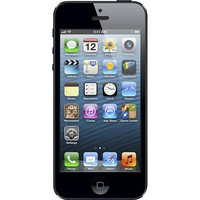 Apple® - iPhone® 5 with 16GB Memory Mobile Phone - Black (Verizon Wireless)