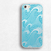 line wave  iphone 4 cases,iphone 4s cases, iphone 5s cases, iphone 5c cases,christmas gifts 065