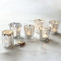 Mercury Tealight Holders