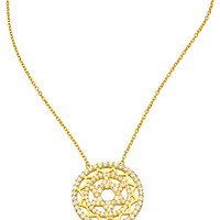 Elaborate Star of David Necklace - Max & Chloe