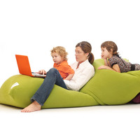 Yogi Max Lounge Bean Bag at Brookstone—Buy Now!