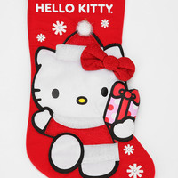 Hello Kitty Holiday Stocking - Urban Outfitters