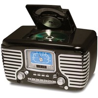 1950&#x27;s Automobile Inspired Alarm Clock &amp; Radio