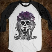 *** FLOWER CANDY  SKULL ***  Day of the Dead style .... get it now!