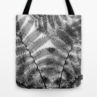 tree pattern Tote Bag by Marianna Tankelevich