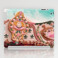 Carousel Dreams iPad Case by Ann B.
