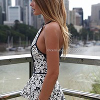 ANNA IN THE TROPICA LACE TOP , DRESSES, TOPS, BOTTOMS, JACKETS & JUMPERS, ACCESSORIES, SALE, PRE ORDER, NEW ARRIVALS, PLAYSUIT, COLOUR,,White,Print Australia, Queensland, Brisbane