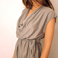 FIREFLY Slip On Drape Tunic Free Shipping by liberatedclothing