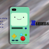 Adventure time bmo iPhone 5s Case iphone 5c case iphone 5c case Adventure time Beemo Hard Case cover skin case for iphone 4/4g/4s case 290