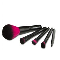 Coastal Scents:  Color Me Fuchsia Brush Set