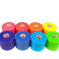 Rainbow Pack of Sports Pre-Wrap (8 colors!)