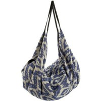 Tylie Malibu Women's Ikat Nomad IKN0720 Shoulder Bag - designer shoes, handbags, jewelry, watches, and fashion accessories | endless.com