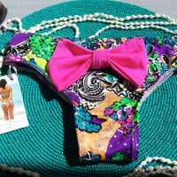 Pre-Made XS Bow Bikini Bottoms