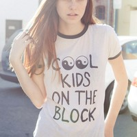 JESSICA COOL KIDS ON THE BLOCK TOP