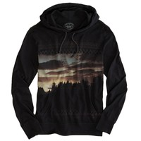 AE Photo Real Hoodie T-Shirt | American Eagle Outfitters