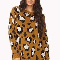 Wild Thing Boyfriend Sweater