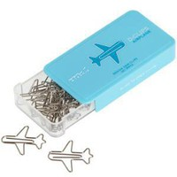 On the Wings of Organization Paperclips | Mod Retro Vintage Desk Accessories | ModCloth.com