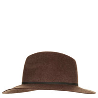 Clean Edge Fedora Hat