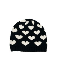 New Look Heart Beanie