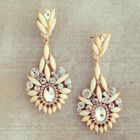Pree Brulee - Venetian Romance Earrings
